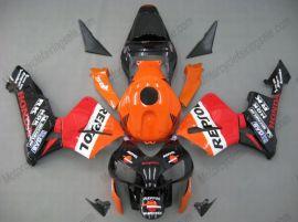 Honda CBR 600RR F5 2003-2004 Carénage ABS Injection - Repsol - Couleur