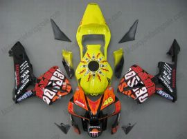 Honda CBR 600RR F5 2003-2004 Carénage ABS Injection - Rossi - Couleur