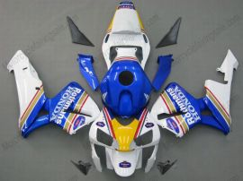 Honda CBR 600RR F5 2003-2004 Carénage ABS Injection - Rothmans - bleu/blanc