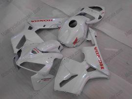 Honda CBR 600RR F5 2003-2004 Carénage ABS Injection - autres - tout blanc