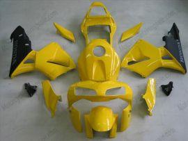 Honda CBR 600RR F5 2003-2004 Carénage ABS Injection - autres - jaune/noir