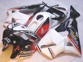 Honda CBR 600RR F5 2005-2006 Carénage ABS Injection - Lee  - blanc/noir