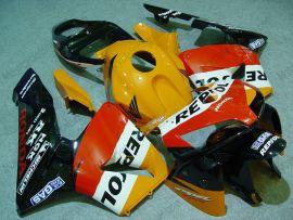 Honda CBR 600RR F5 2005-2006 Carénage ABS Injection - Repsol - Couleur