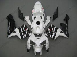 Honda CBR 600RR F5 2005-2006 Carénage ABS Injection - autres - blanc/noir