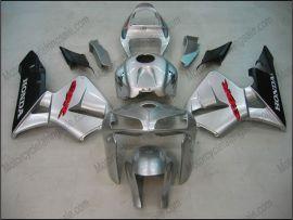 Honda CBR 600RR F5 2005-2006 Carénage ABS Injection - autres - argent/noir