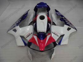 Honda CBR 600RR F5 2005-2006 Carénage ABS Injection - autres - blanc/bleu/rouge