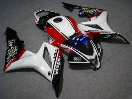Honda CBR 600RR F5 2007-2008 Carénage ABS Injection - Lee  - blanc/noir/rouge