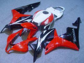 Honda CBR 600RR F5 2007-2008 Carénage ABS Injection - autres - rouge/noir/blanc