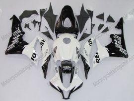 Honda CBR 600RR F5 2007-2008 Carénage ABS Injection - Repsol - noir/blanc
