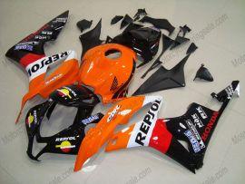 Honda CBR 600RR F5 2007-2008 Carénage ABS Injection - Repsol - Couleu