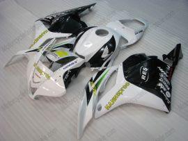 Honda CBR 600RR F5 2009-2012 Carénage ABS Injection - HANN spree - blanc/noir