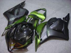 Honda CBR 600RR F5 2009-2012 Carénage ABS Injection - autres - noir/vert