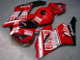 Honda CBR1000RR 2004-2005 Carénage ABS Injection - Alice - rouge/noir