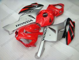 Honda CBR1000RR 2004-2005 Carénage ABS Injection - Fireblade - rouge/noir/argent