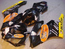 Honda CBR1000RR 2004-2005 Carénage ABS Injection - HM plant - noir/jaune