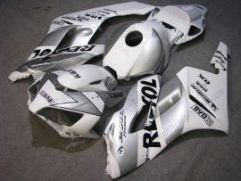 Honda CBR1000RR 2004-2005 Carénage ABS Injection - Repsol - blanc/argent