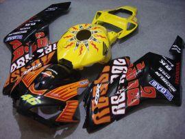 Honda CBR1000RR 2004-2005 Carénage ABS Injection - Rossi - Couleur