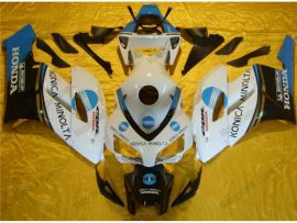 Honda CBR1000RR 2004-2005 Carénage ABS Injection - Konica Minolta - blanc/bleu/noir