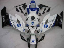Honda CBR1000RR 2004-2005 Carénage ABS Injection - Konica Minolta - blanc/noir