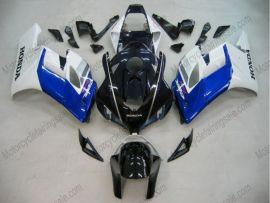 Honda CBR1000RR 2004-2005 Carénage ABS Injection - autres - bleu/blanc