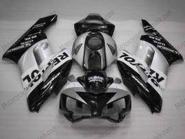 Honda CBR1000RR 2004-2005 Carénage ABS Injection - Repsol - noir/argent