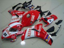 Honda CBR1000RR 2008-2011 Carénage ABS Injection - Xerox - rouge/blanc
