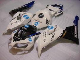 Honda CBR1000RR 2006-2007 Carénage ABS Injection - Konica Minolta - blanc