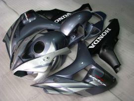 Honda CBR1000RR 2006-2007 Carénage ABS Injection - Fireblade - gris/argent