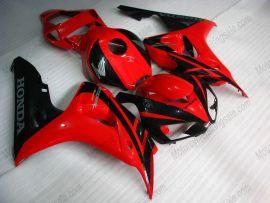 Honda CBR1000RR 2006-2007 Carénage ABS Injection - Fireblade - rouge/noir