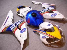Honda CBR1000RR 2006-2007 Carénage ABS Injection - Rothmans - bleu/blanc/jaune