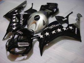 Honda CBR1000RR 2006-2007 Carénage ABS Injection - SevenStars - noir