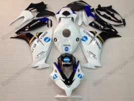 Honda CBR1000RR 2012-2016 Carénage ABS Injection - Konica Minolta - blanc/noir
