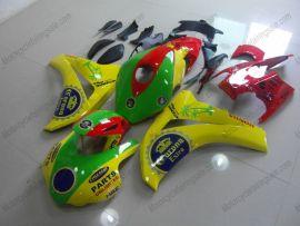 Honda CBR1000RR 2008-2011 Carénage ABS Injection - Corona - jaune
