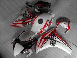 Honda CBR1000RR 2008-2011 Carénage ABS Injection - autres - rouge/blanc