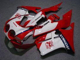 Honda CBR250RR MC19 1988-1989 Carénage ABS Injection - autres - rouge/blanc