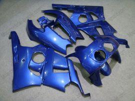 Honda CBR400RR NC29 1990-1998 Carénage ABS - Factory Style - tout bleu