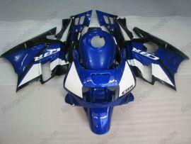 Honda CBR600 F2 1991-1994 Carénage ABS - autres - bleu/blanc/noir