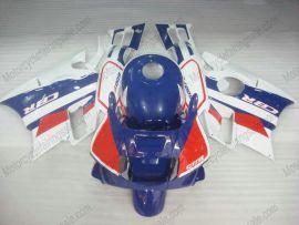 Honda CBR600 F2 1991-1994 Carénage ABS - autres - bleu/blanc/rouge
