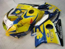 Honda CBR600 F2 1991-1994 Carénage ABS - Corona - jaune