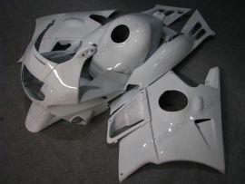 Honda CBR600 F2 1991-1994 Carénage ABS - Factory Style - tout blanc