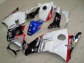 Honda CBR600 F2 1991-1994 Carénage ABS - Lee - noir/blanc