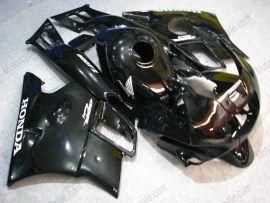 Honda CBR600 F2 1991-1994 Carénage ABS - autres - tout noir