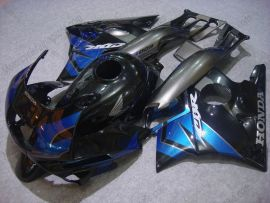 Honda CBR600 F2 1991-1994 Carénage ABS - autres - noir/bleu