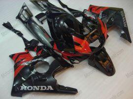 Honda CBR600 F2 1991-1994 Carénage ABS - autres - noir/rouge