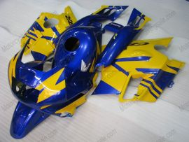 Honda CBR600 F2 1991-1994 Carénage ABS - autres - bleu/jaune