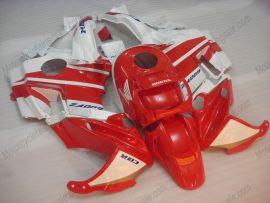 Honda CBR600 F2 1991-1994 Carénage ABS - autres - rouge/blanc