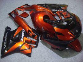 Honda CBR600 F3 1995-1996 Carénage ABS Injection - autres - noir/orange