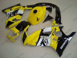 Honda CBR600 F3 1997-1998 Carénage ABS Injection - autres - jaune/noir