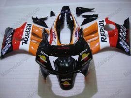 Honda CBR600 F3 1995-1996 Carénage ABS Injection - Repsol - orange/noir/rouge