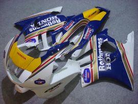 Honda CBR600 F3 1995-1996 Carénage ABS - Rothmans - bleu/blanc/jaune